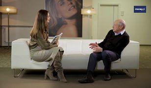 Nino o biznesie - Orfinger: jestem w cieniu żony, świetnie się z tym czuję