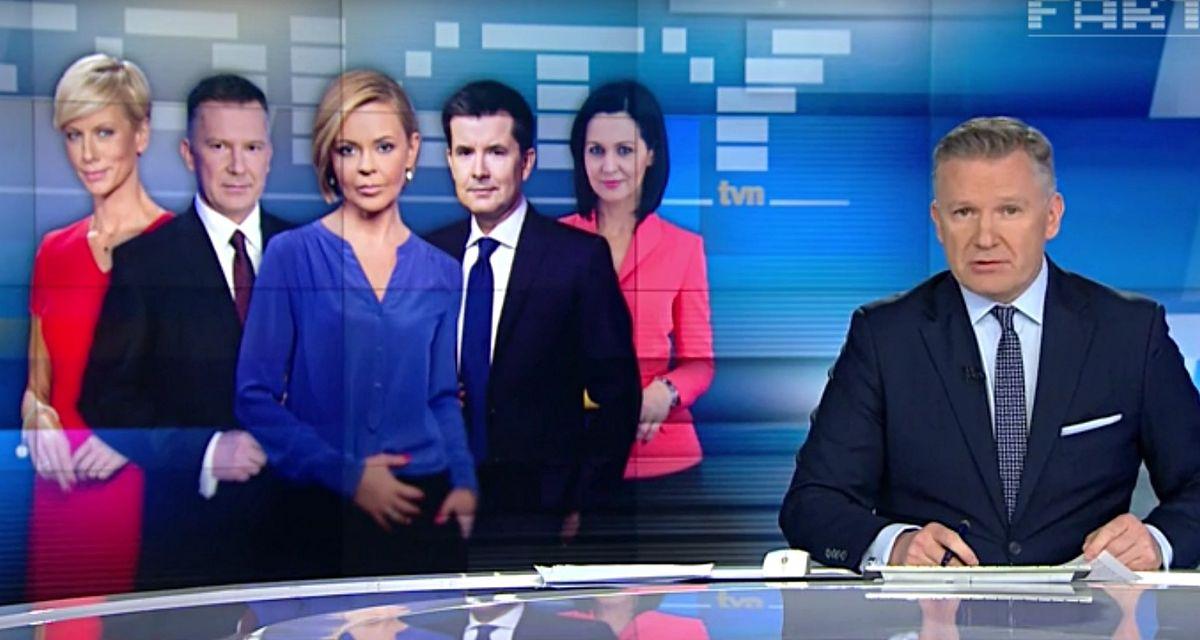 """""""Fakty"""" wydały oświadczenie. TVN zareagował na materiały ukazujące się w """"Wiadomościach"""" TVP"""