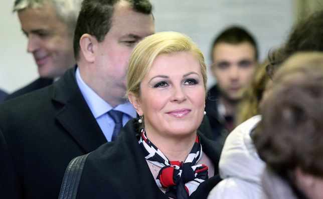 Kolinda Grabar-Kitarović zwyciężyła w wyborach prezydenckich w Chorwacji