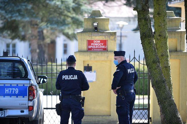 Koronawirus w Polsce. 200 osób zamknięte na kwarantannie w DPS w Psarach (na zdj. DPS w Tomczycach)