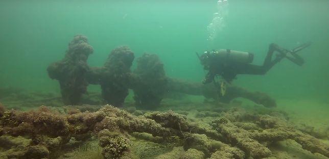 Dno morskie w okolicy Sisalu skrywa prawdziwe skarby