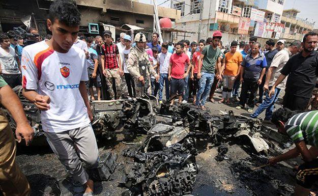 W Iraku nie ma dnia bez zamachów