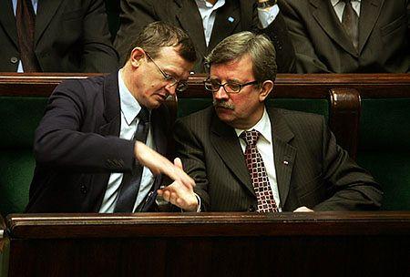 Janusz Dobrosz wicemarszałkiem Sejmu