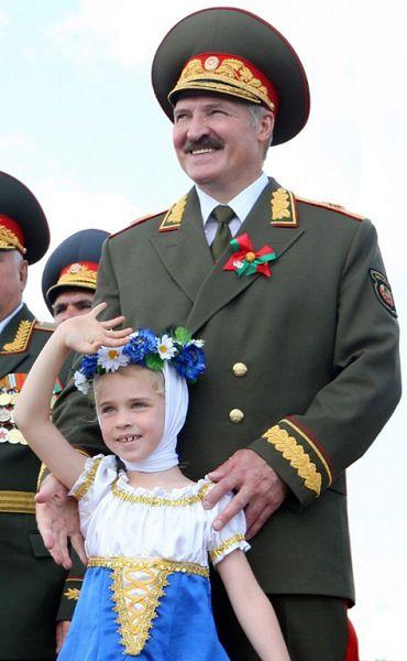 Tajemnicza kochanka Łukaszenki. Stracił głowę!