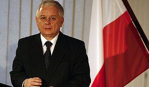 Lech Kaczyński skrytykował decyzję Juszczenki