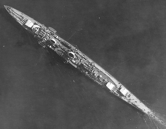Niemiecki okręt wojenny Karlsruhe