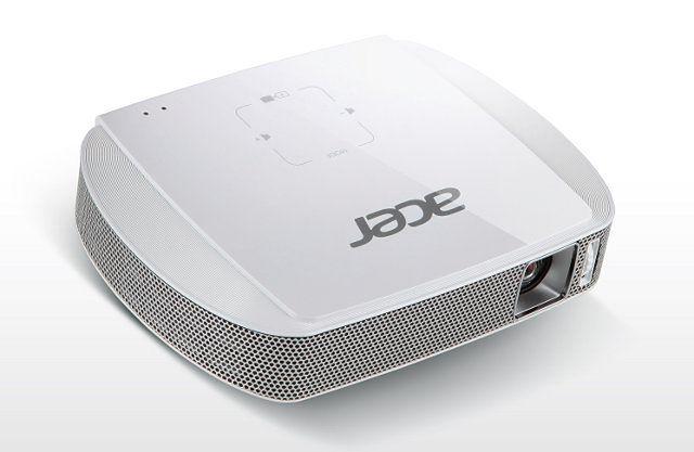 Acer C205: wyjątkowo lekki i uniwersalny projektor