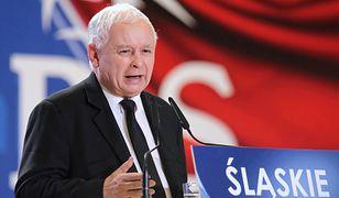 Na konwencji PiS swoje przemówienie wygłosił Jarosław Kaczyński
