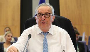 Jean-Claude Juncker pod wpływem alkoholu na szczycie NATO? Szef Komisji Europejskiej zaprzecza