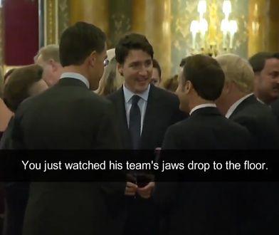 """Justin Trudeau komentuje konferencję Trumpa. """"Jego ludziom opadły szczęki"""""""