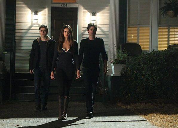 Pamiętniki wampirów sezon 4, odcinek 15: Bądź przy mnie (Stand by Me)