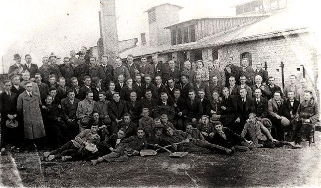 Czarny Legion - polska organizacja podziemna rozbita przez Niemców