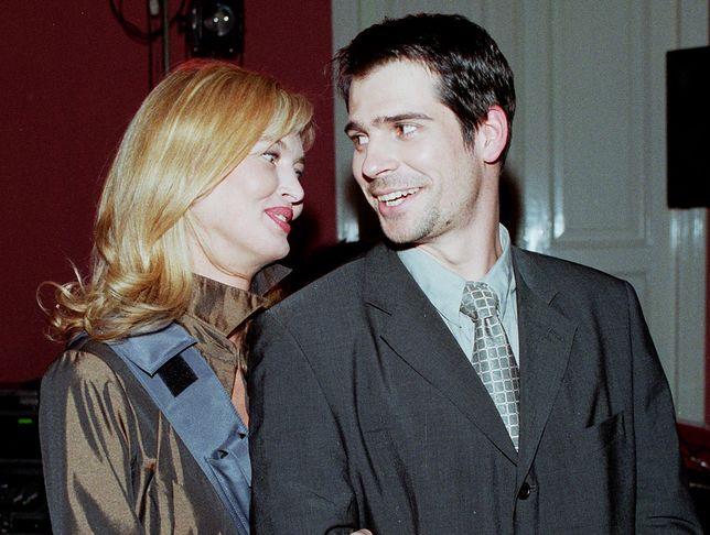 Paweł Deląg i Bogna Sworowska przez kilka lat byli parą.