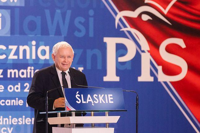 """Kaczyński o koalicji z SLD. Kiedyś nazywał go """"żartem historii"""" i chciał delegalizować"""