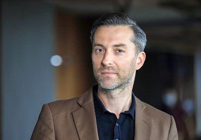 Filip Bobek pokazał zdjęcie z dzieciństwa