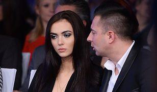 Marcelina Leszczak postawiła na głęboki dekolt. Pokazała jednak nie tylko to