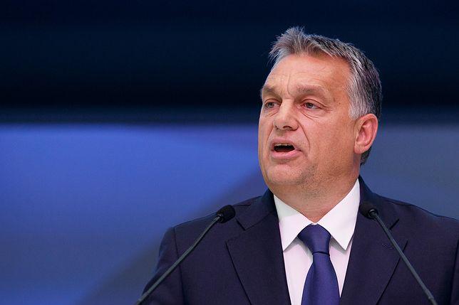Viktor Orban: Centrum Europy przesuwa się w kierunku Polski, Czech, Słowacji i Węgier