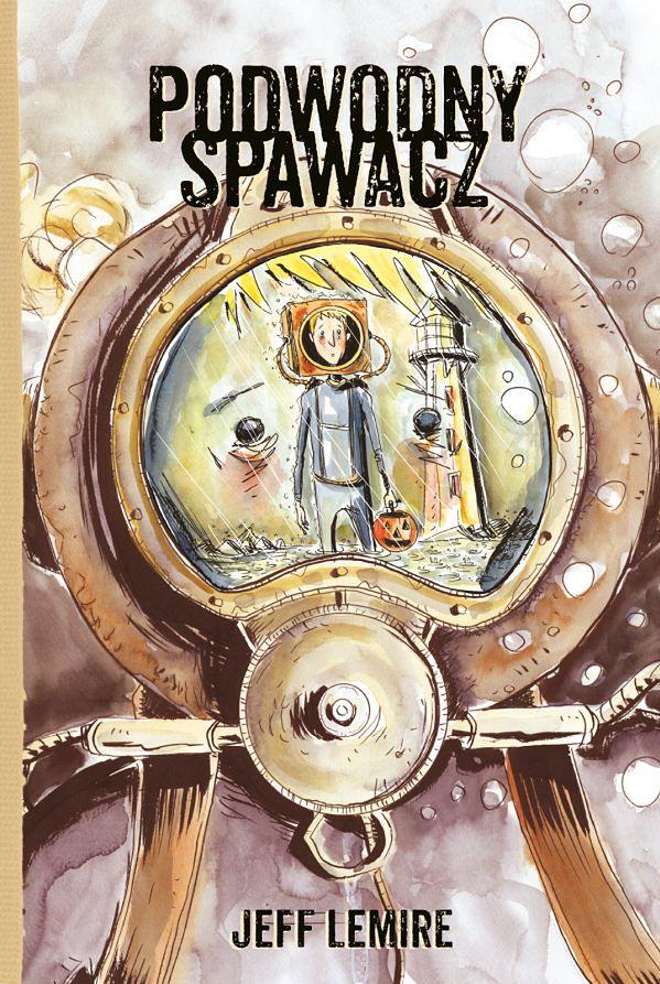 """""""Podwodny spawacz"""": szukanie prawdy w głębinach [RECENZJA]"""