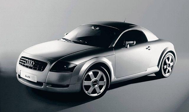 Historia Audi TT pokazana na wystawie