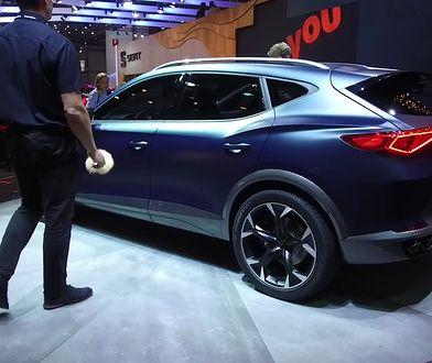 Cupra pokazała pierwszy, własny model. To hybrydowy SUV
