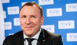 """Jacek Kurski poinformował o pozwie przeciw """"szczujni 'Newsweek Polska'"""""""
