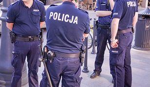 Trwają poszukiwania policjanta, który zaginął w Szczytnie