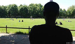 Incydent wydarzył się w bońskim Hofgarten