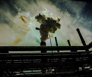 Emisja gazów cieplarnianych przyczynia się do wzrostu temperatury