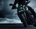 Nowe Kawasaki Z1000 w akcji