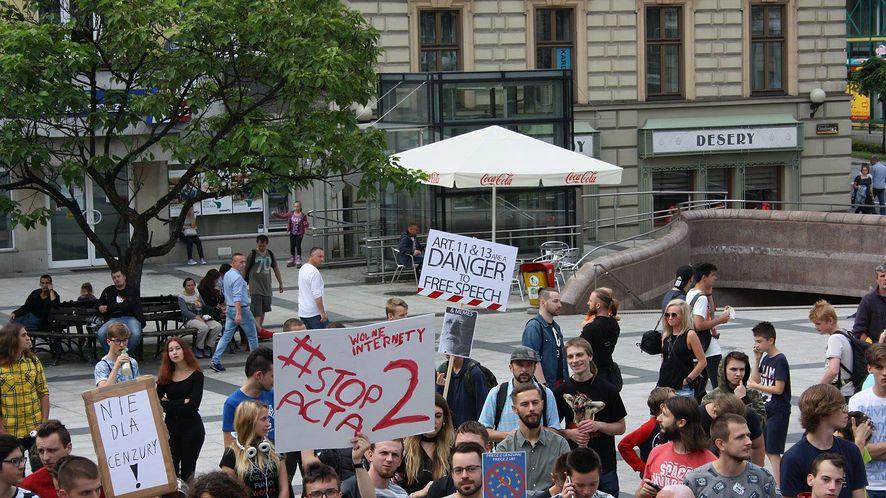 Głosowanie nad ACTA 2.0 zostanie przyspieszone? / stopacta2.org