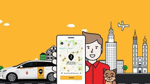 Nowa aplikacja iTaxi to łatwiejsze zamawianie taksówek, także bagażowych
