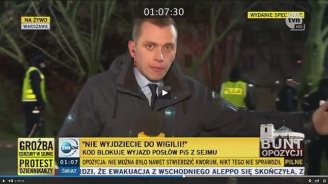 """Janusz Kawecki krytykuje uchylenie kary dla TVN24. """"Decyzja była słabo uzasadniona"""""""
