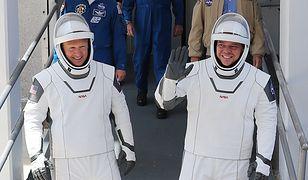 NASA podała, kiedy koniec misji SpaceX