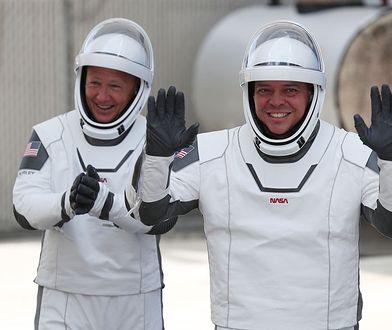 Bob Behnken i Doug Hurley, załoga statku kosmicznego Dragon, zbudowanego przez SpaceX