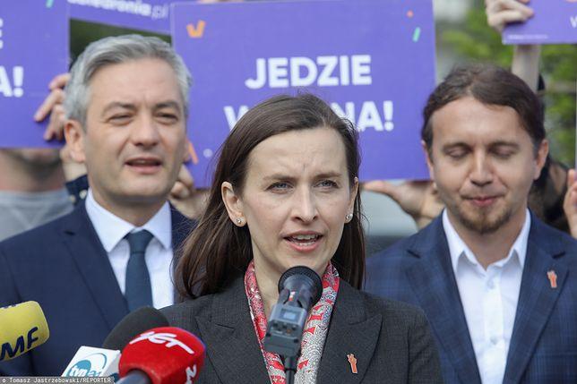 Zmiany w Wiośnie. Sylwia Spurek rezygnuje