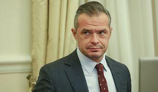 Sławomir Nowak pokazał, że ma do siebie dystans