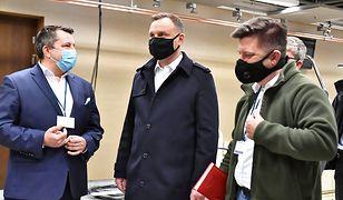 Andrzej Duda zakażony koronawirusem. Nieoficjalnie: prezydent odbywa kwarantannę w jednej ze swych rezydencji