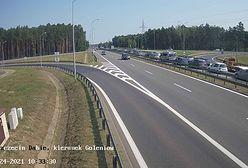 Szczecin. Wypadek na A6, utrudnienia w stronę Świnoujścia