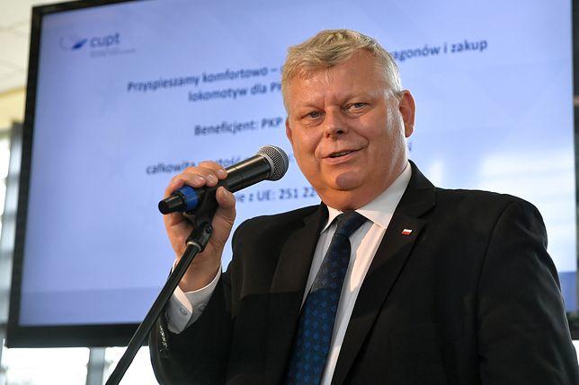 Marek Suski krytykuje Małgorzatę Gersdorf