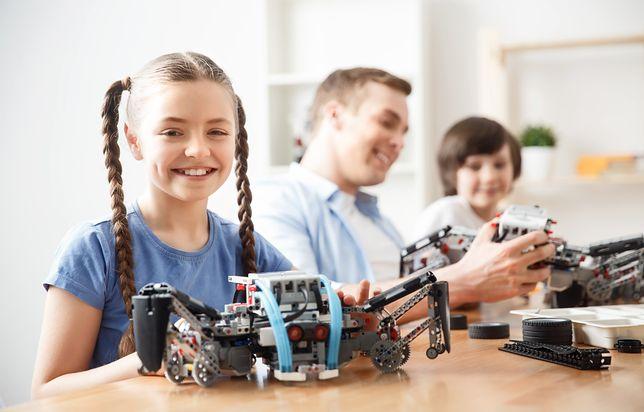 Klocki LEGO nie są przeznaczone jedynie dla dzieci