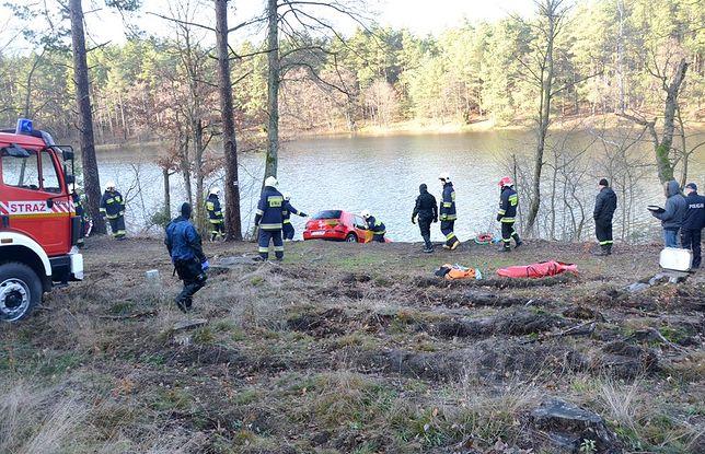 Roksana zaginęła dwa dni po ślubie. Jej ciało znaleziono na dnie jeziora w aucie