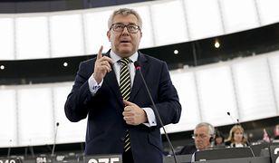 Ryszard Czarnecki w Parlamencie Europejskim