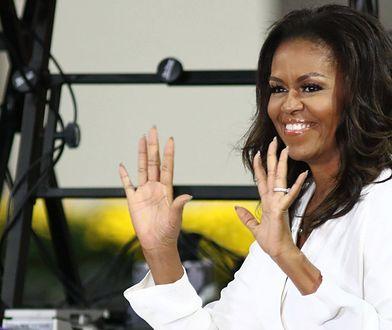 """Michelle Obama znalazła się w rankingu """"Time'a"""""""