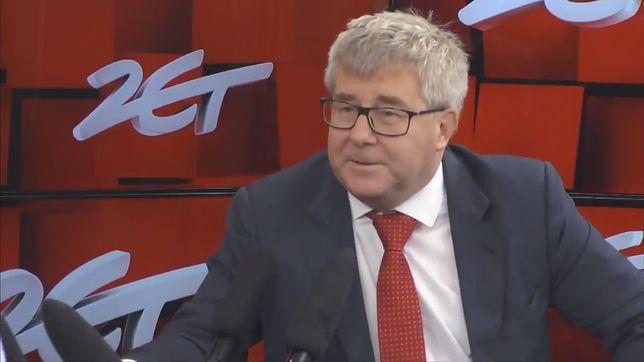 Chce być szefem Komitetu Olimpijskiego, a poległ na podstawowych pytaniach. Wpadka Ryszarda Czarneckiego