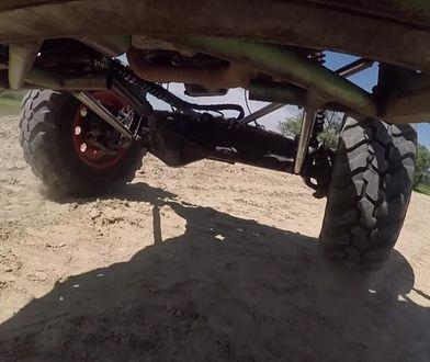 Pomysł na biznes: Wypożyczalnia monster trucków
