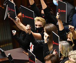 """""""To jest wojna"""". Awantura w Sejmie. Interweniowała Straż Marszałkowska"""