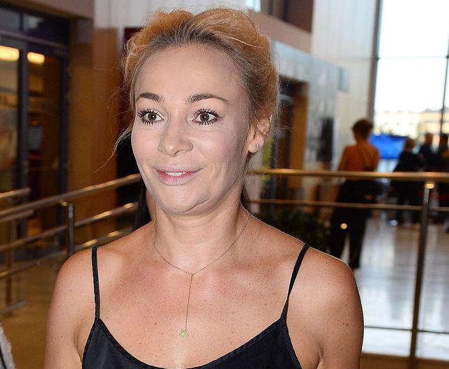 Sonia Bohosiewicz opala się topless