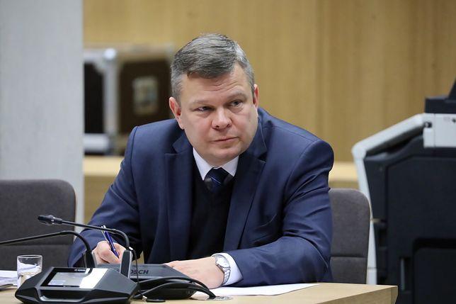 Rafał Wojciechowski - prorektor Uniwersytetu Wrocławskiego