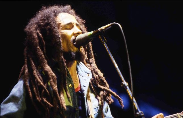Bob Marley - Robert Nesta Marley