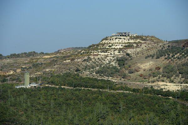 Granica turecko-syryjska